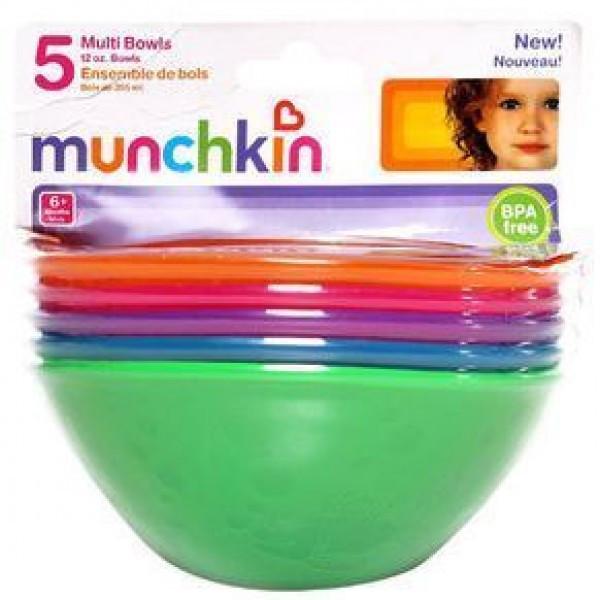 Munchkin Multi Bowls