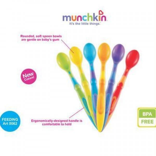 Munchkin Soft Tip Infant Spoon