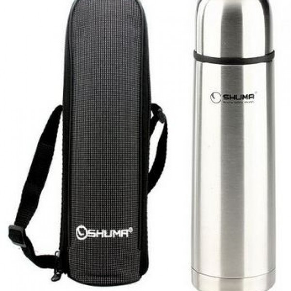 SHUMA Stainless Steel Vacuum Bottle