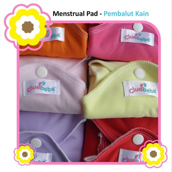 Menstrual Pads Cluebebe