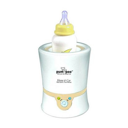 Pumpee Home And Car Baby Bottle Warmer