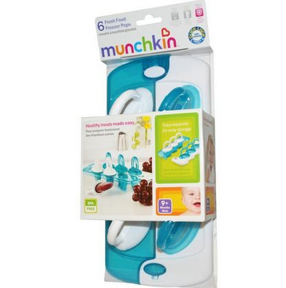 Munchkin Fresh Food Freezer Pops
