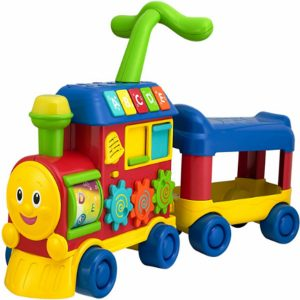 WinFun Ride-on Learning Train