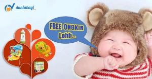 toko perlengkapan bayi baru lahir gratis ongkos kirim