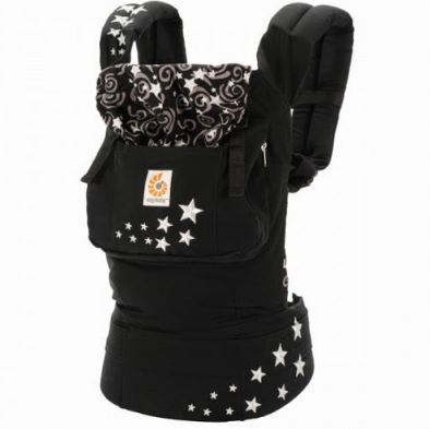ergobaby baby night sky