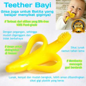 Sikat Gigi Bayi Pumpee
