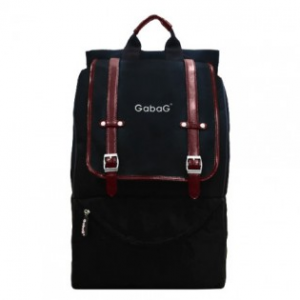 Cooler Bag Gabag Black Calmo
