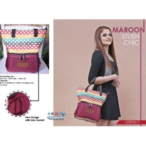 Cooler Bag GabaG Maroon